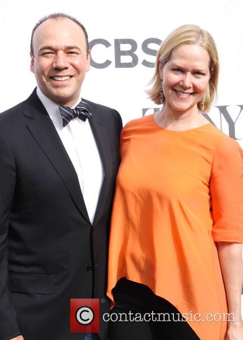 Danny Burstein and Rebecca Luker 6