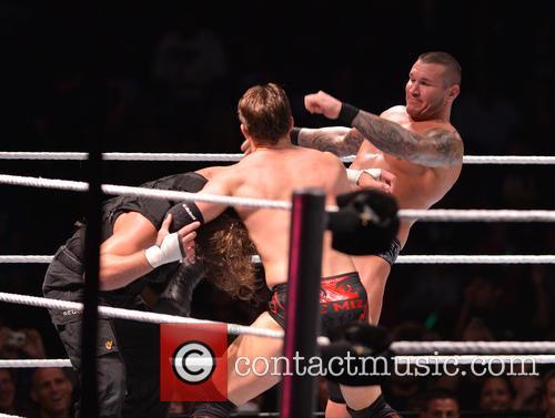 Randy Orton and The Miz 8