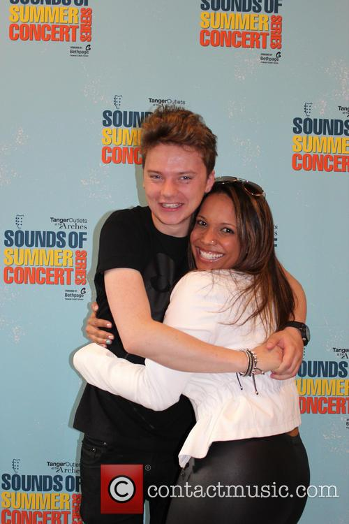 BLI welcomes Conor Maynard to the Sounds Of...