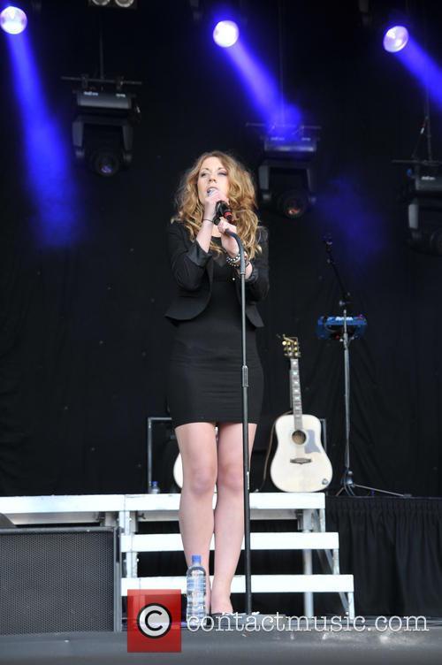 Jessica Sweetman In Concert