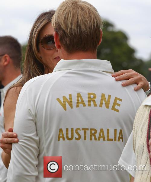 Elizabeth Hurley and Shane Warne 8