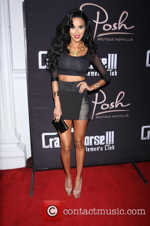 'Shahs of Sunset' Lilly Ghalichi hosts a night...