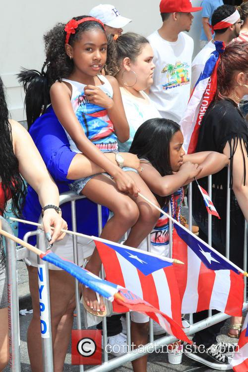 The National Puerto Rican Day Parade 2013