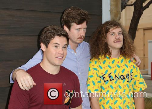 Adam Devine, Anders Holm and Blake Anderson 2