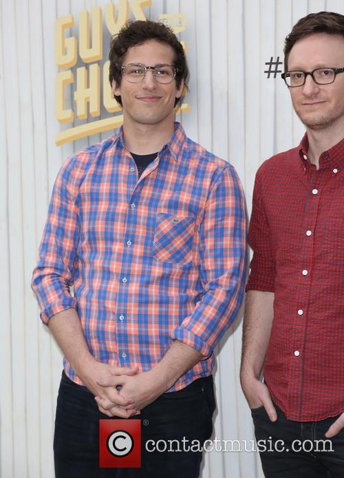Andy Samberg and Akiva Schaffer 4