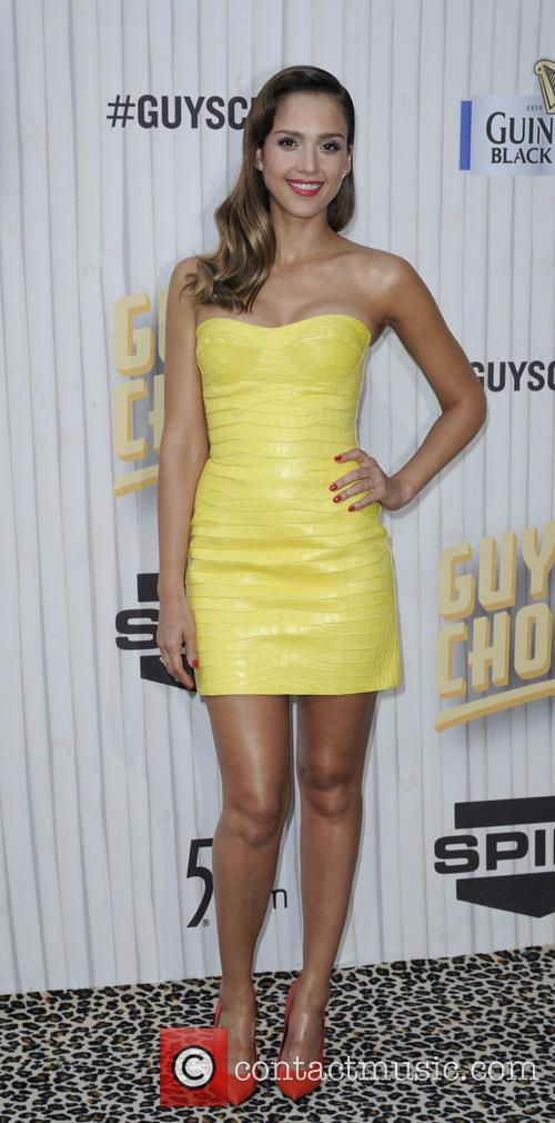 jessica alba spike tvs guys choice awards 3709981
