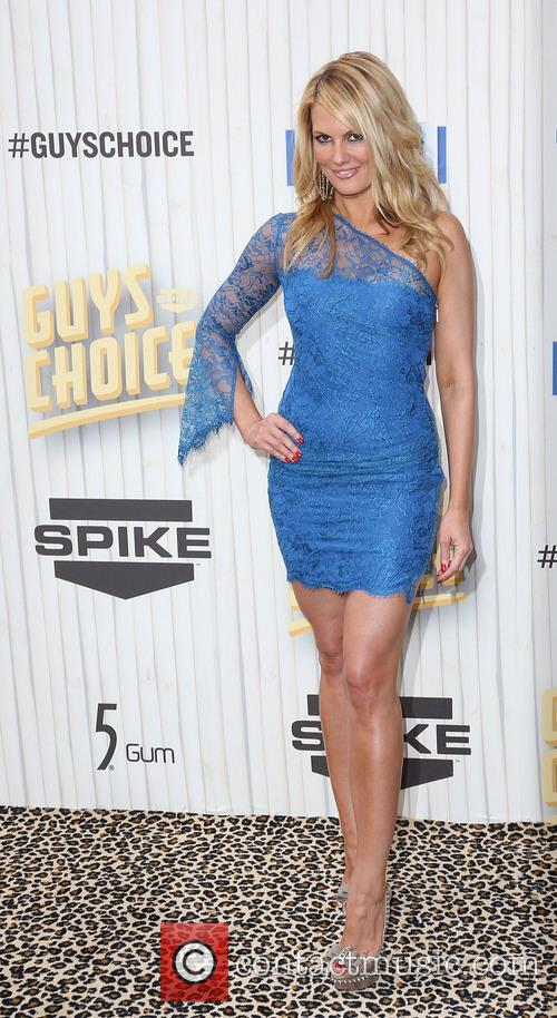 courtney hansen spike tvs guys choice awards 3710136