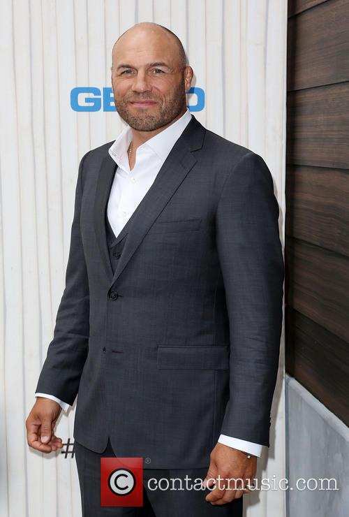 Randy Couture, Sony Pictures Studios