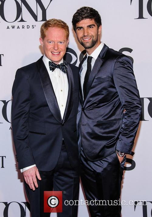 Jesse Tyler Ferguson, Justin Mikita, Tony Awards, Radio City Music Hall
