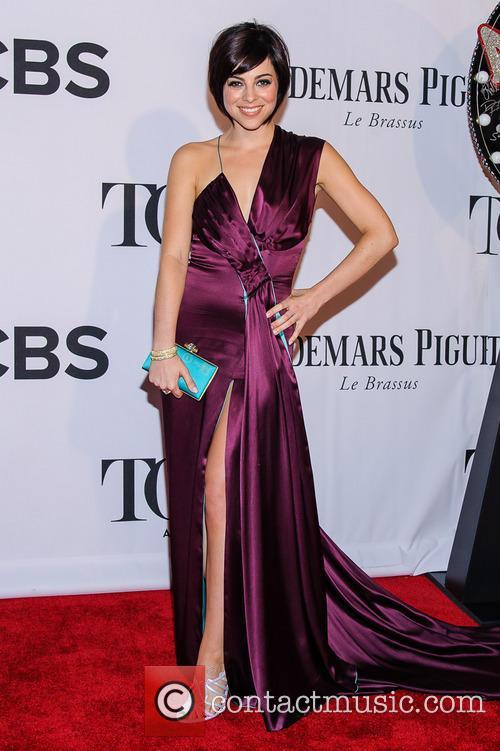 Krysta Rodriguez, Tony Awards, Radio City Music Hall