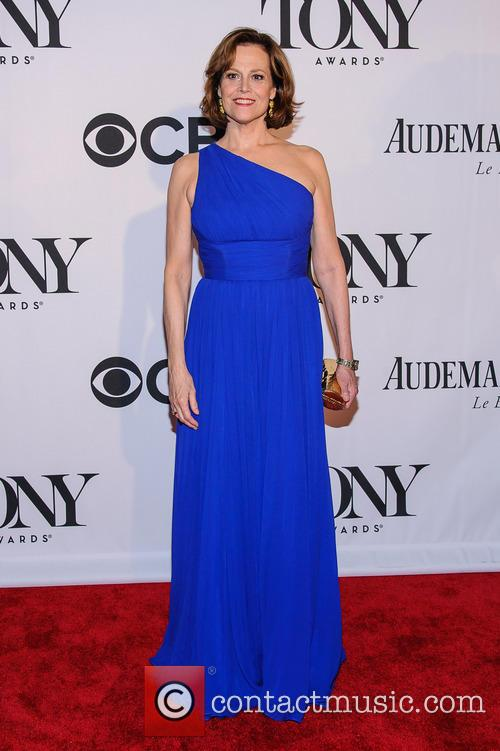 Sigourney Weaver, Tony Awards, Radio City Music Hall
