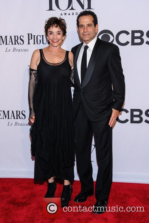 Tony Shalhoub and Brooke Adams 2