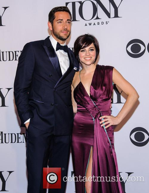Zachary Levi and Krysta Rodriguez 10