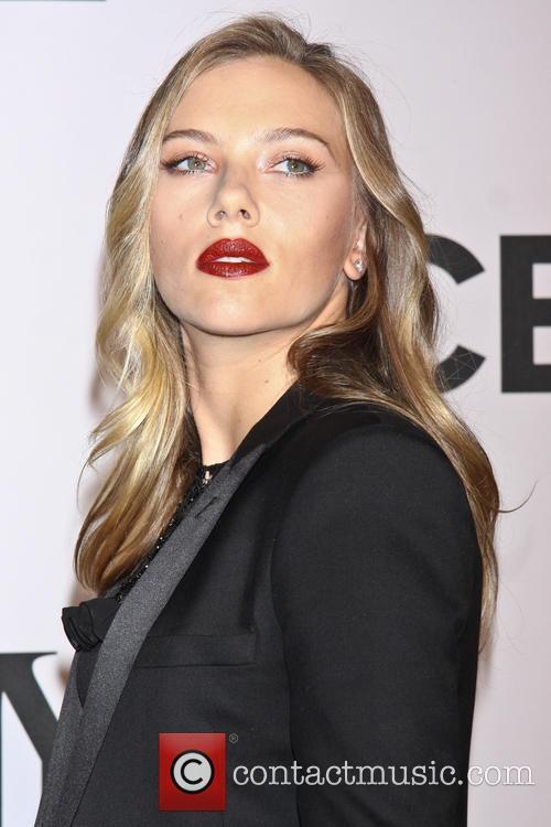 Scarlett Johansson Tony Awards