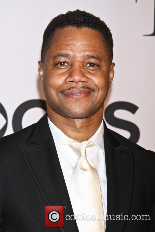 Cuba Gooding, Jr, Radio City Hall, Tony Awards, Radio City Music Hall