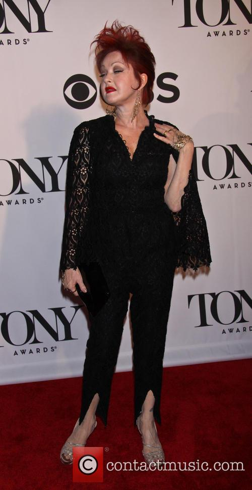 Cyndi Lauper, Radio City Hall, Tony Awards, Radio City Music Hall