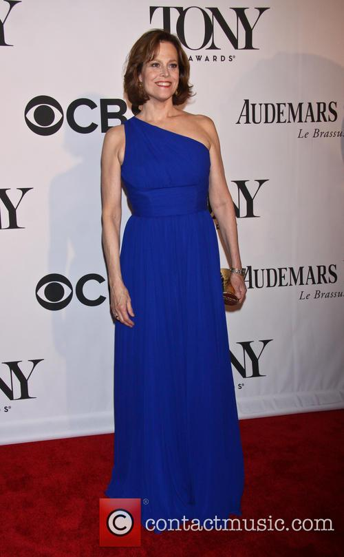 Sigourney Weaver, Radio City Hall, Tony Awards, Radio City Music Hall