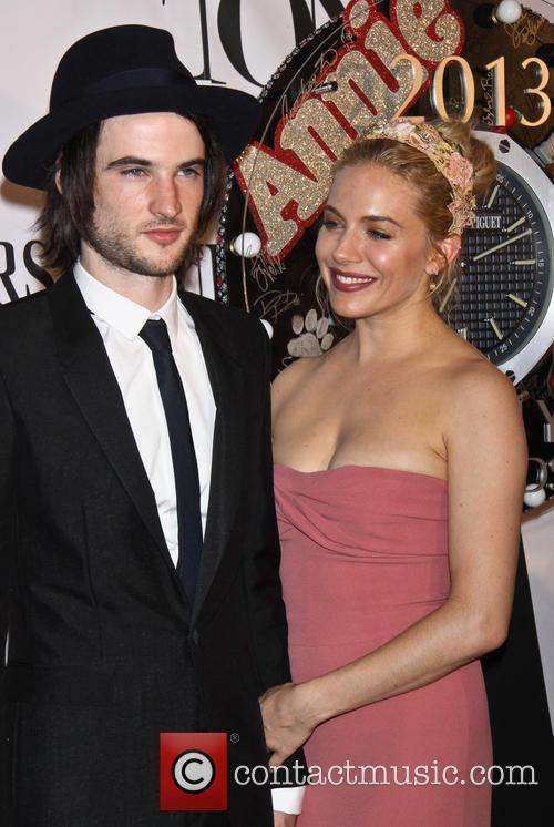 Tom Sturridge and Sienna Miller 3