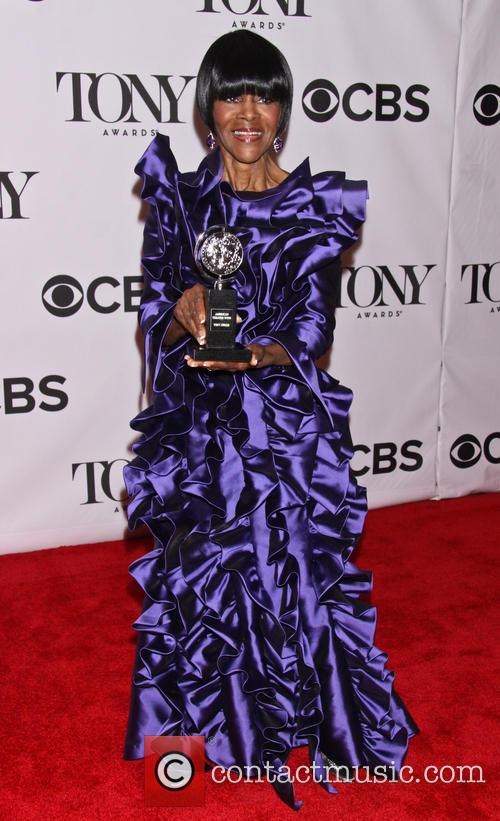 Cicely Tyson, Radio City Hall, Tony Awards, Radio City Music Hall