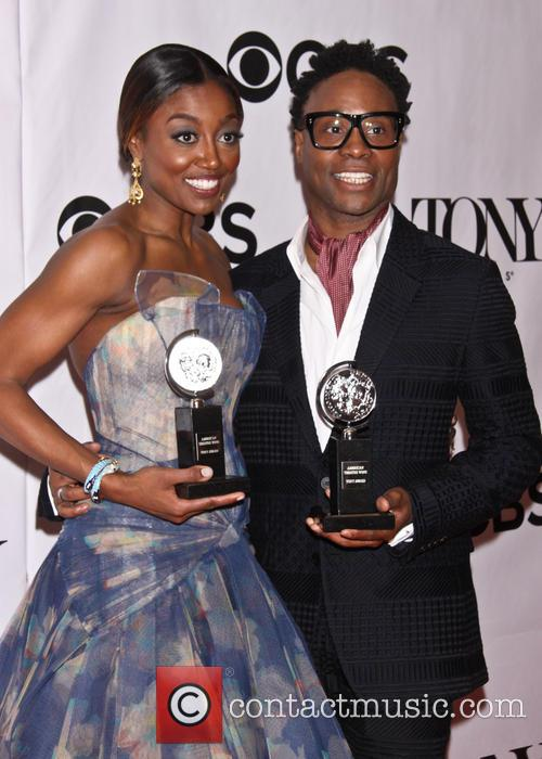 Petina Miller and Billy Porter 4