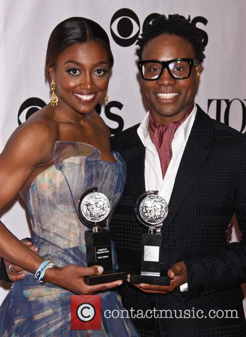 Petina Miller and Billy Porter 7