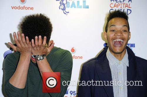 Rizzle Kicks and Jordan Stephens 2