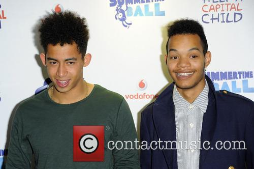 Rizzle Kicks and Jordan Stephens 3