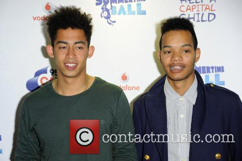 Rizzle Kicks and Jordan Stephens 1