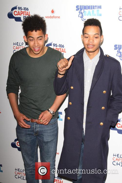 Rizzle Kicks and Jordan Stephens 4