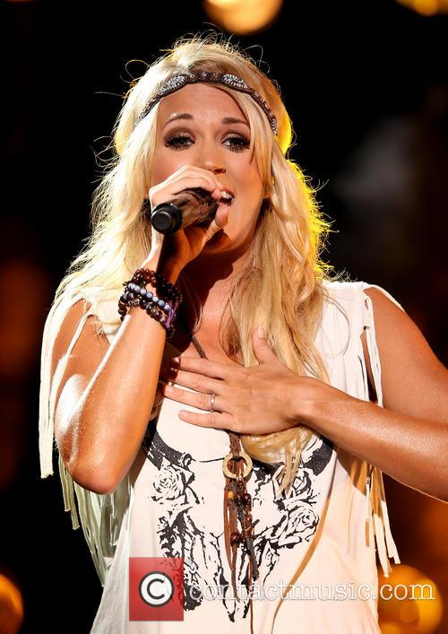 carrie underwood 2013 cma music festival at 3712359