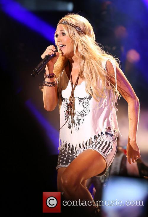 Carrie Underwood 36