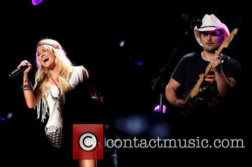Carrie Underwood and Brad Paisley 3