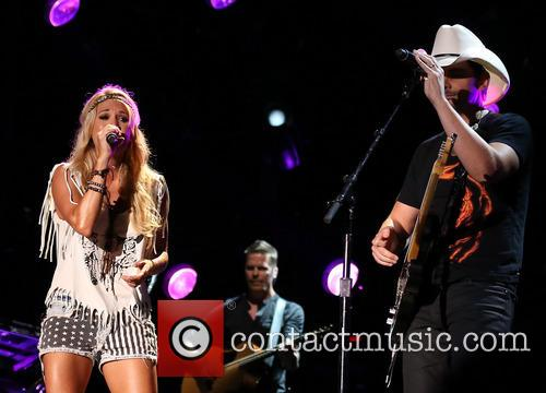 Carrie Underwood and Brad Paisley 5