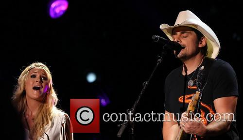 Carrie Underwood and Brad Paisley 6