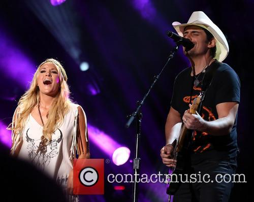 Carrie Underwood and Brad Paisley 9