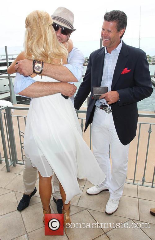 Gretchen Rossi, Giovanni Agnelli, Slade Smiley, Balboa Bay Club