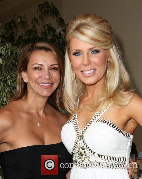Gretchen Rossi and Guest 4