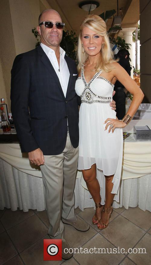 Gretchen Rossi and Guest 1