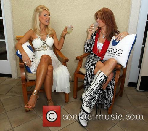 Gretchen Rossi and Kimberly Friedmutter 5