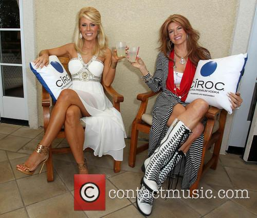 Gretchen Rossi and Kimberly Friedmutter 1