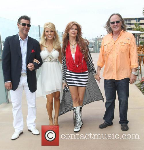 Gretchen Rossi, Slade Smiley, Kimberly Friedmutter and Brad Friedmutter 6