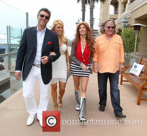 Gretchen Rossi, Slade Smiley, Kimberly Friedmutter and Brad Friedmutter 10