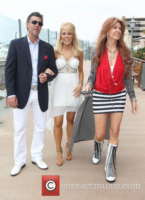 Gretchen Rossi, Slade Smiley and Kimberly Friedmutter 1