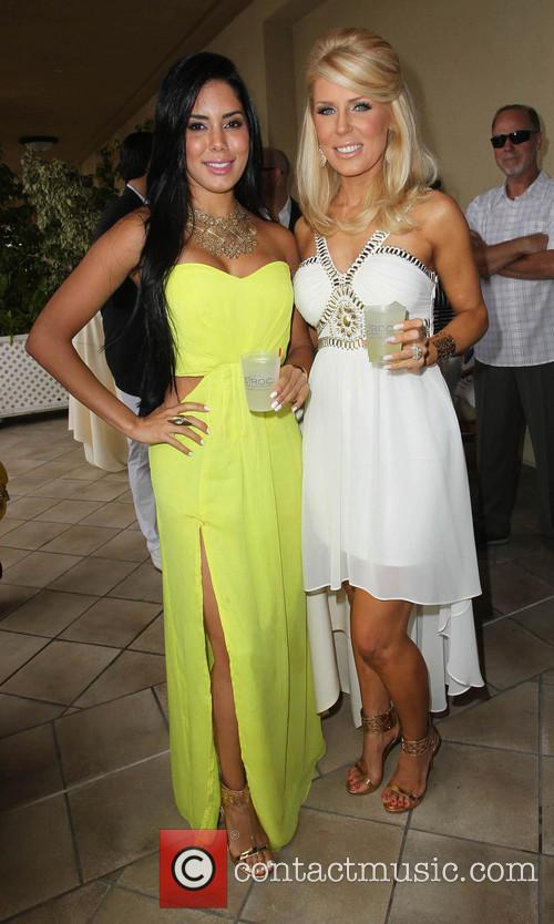 Laura Soares and Gretchen Rossi 2