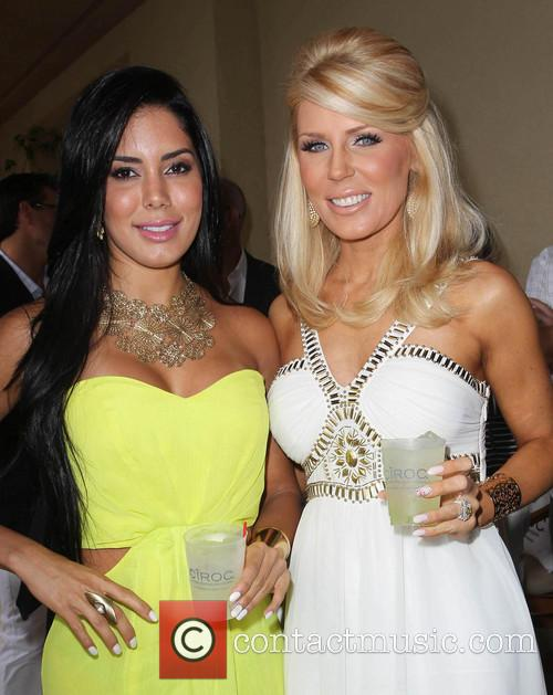 Laura Soares and Gretchen Rossi 3