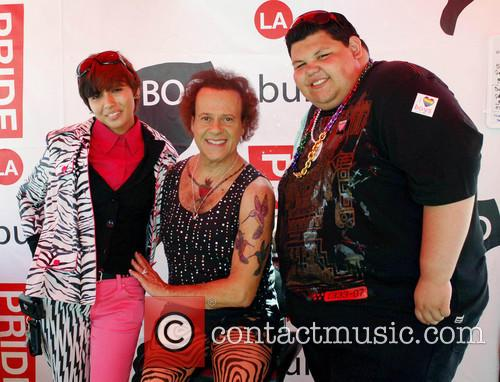 Richard Simmons and Guests 11
