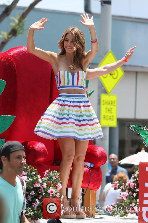 Maria Menounos, West Hollywood