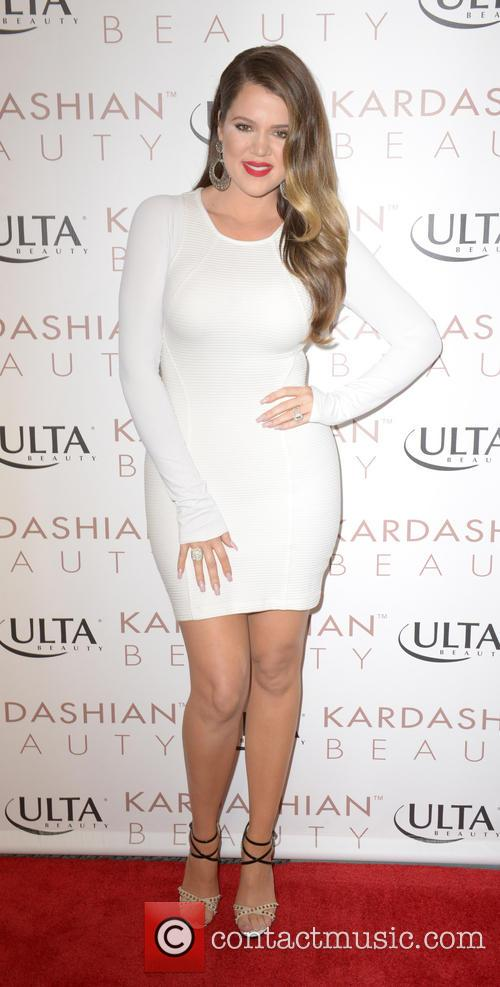 Khloe Kardashian, Beauty Launch