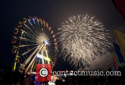 Fireworks, RockNess