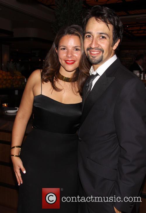 Vanessa Nadal and Lin-manuel Miranda 7